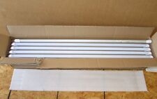 T8-12 Frosted LED Tube with Internal Driver- 4 ft, 12 watt 5000K (Lot of 30)
