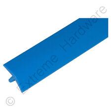 "100FT 5/8"" 15mm Light Blue T-Molding Plastic Edge Trim - Arcade Machine Cabinet"
