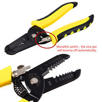 Multifunctional Handle Tool Cable Wire Stripper Pliers Stripping Sell