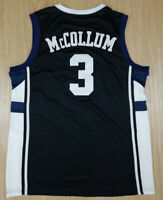 Throwback C.J. McCollum #3 Basketball Jerseys College Team Jerseys Stitched