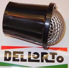 Dellorto 40mm carburetor velocity stack with screen Ducati 750SS 0867300-55