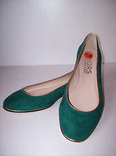 Kors By Michael Kors Green Ballet Flats  Size 9.5