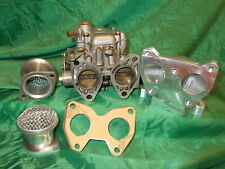 FIAT 500 126 ABARTH VERGASER KIT CARBURATORE WEBER DCOF 32 ORIGINALE