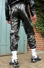 RODSPOT Glanznylon Lack Hose Gr. L shiny Nylon Pants wetlook