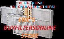 2 SKUTTLE AIR FILTERS 20X20X5 DB-20-20 448-3 MERV 13