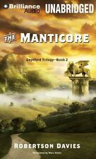 Deptford Trilogy: The Manticore 2 by Robertson Davies (2012, CD, Unabridged)