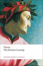 The Divine Comedy Oxford World's Classics