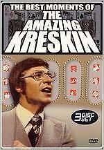 BEST MOMENTS OF THE AMAZING KRESKIN (Kreskin) - DVD - Region 1