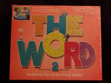 The Word Board Game Educational Fun A Race Through the Dictionary