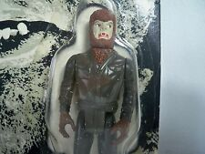 K1659111 Wolfman Moc Unpunched Remco Mint On Sealed Card 1980 Universal Original