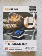 PROGRADE WIFI GRILLING THERMOMETER  iPhone/Android VBQ-PGT-001 NIB