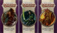 Dungeons & Dragons-Arcane Power-POWER CARDS-Spellcast-Bundle-Neu-New-very rare