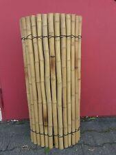 Bambus Kette Asiatischer Garten Bonsai 80x200cm Kuri mit schwarzem Band