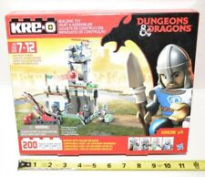 Kre-o Dungeons And Dragons Fortress Tower Set 200 pieces D&D Castle Kit Kreon