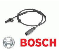 Neu Original Bosch Hinten ABS Sensor Für Fiat Panda