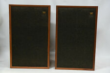 "Vintage Wharfedale Melton -  2 Way Speakers - 12"" Woofer - Rank Wharfedale"