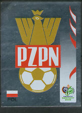 Panini WM 2006 World Cup Germany Sammelbild Sticker Polen Polska Nr. 56 Wappen