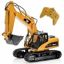 Remote Control Excavator Super Powerful DIE-CAST Construction Bulldozer TOYS