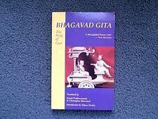 Bhagavad-Gita The Song of God Translated by Swami Prabhavananda