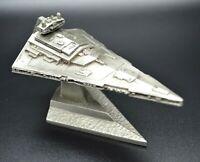 Vintage 1994 Star Wars Rawcliffe Fine Pewter Vehicle  Spaceship Star Destroyer