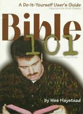 Bible 101: A Do-It-Yourself User's Guide