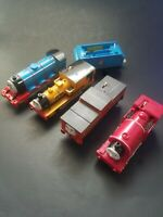 Thomas The Train Engine Lot Motorized Engines USED CONDITION Read Description