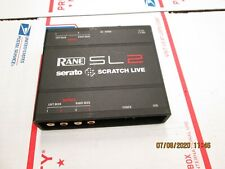 Rane SL2 Serato Scratch Live