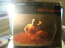 """RAR MAXI 12"""". SANDRA. MARIA MAGDALENA. I'LL NEVER BE"""