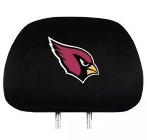 NFL Arizona Cardinals Head Rest Covers