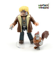Comic Book Heroes Minimates Series 1 Chew Agent John Colby with Poyo