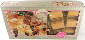 Coffret Poupée Famille Glady La Grande Ecole Réf 275 Vintage Delavennat 1988