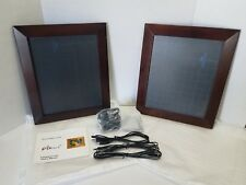 ANIMA PICTURE FRAME SPEAKERS FOR COMPUTER AUDIO SYSTEMS CD/DVD PLAYER MP3