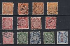 Timbres Chine  Dragon Impérial