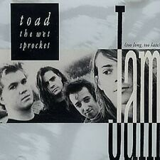 Toad the Wet Sprocket - Jam (Too Long, Too Late) #3428 (1990, Cd)