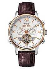 Relojes de pulsera automático Classic de cuero