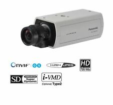 Panasonic WV-SPN310, 720P Super Dynamic HD Network Camera