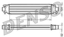 Turbo intercooler DENSO DIT09107