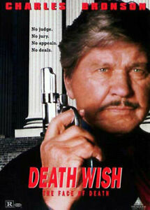 Death Wish 5 DVD Charles Bronson Brand New and Sealed Australian Release