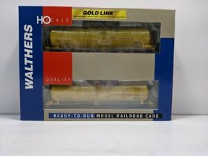 Walthers 932-27271 United States Army 23k Funnel Flow Tank Car (Pack of 2) LN