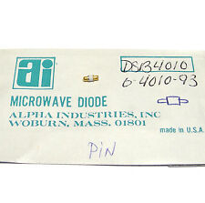 Alpha Industries HF Diode DSB 4010 / 6-4010-99, Mikrowellen-Diode, NOS