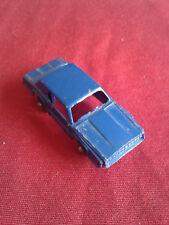 Tootsie Toy (USA) 1967 Ford Thunderbird 1/87