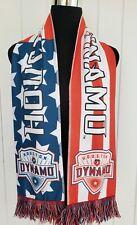 Houston Dynamo Soccer Scarf - MLS Soccer Scarf