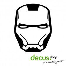 Iron Man casco // sticker OEM JDM style pegatinas // sticker JDM pegatinas frontsc
