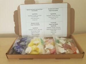 Vegan Sugar Free Sweet Box
