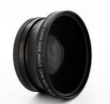 Creative Wide Angle 67mm with Macro for SLR DSLR Camera 0.43x Fisheye Lens New