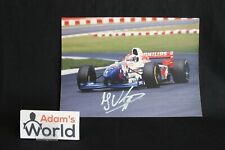 Photo Arrows / Footwork Hart FA16 1996 #17 Jos Verstappen (NED) signed (MM1) #2
