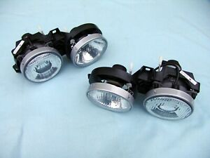 "BMW E30 M3 HELLA ELLIPSOID EURO HEADLIGHTS, BRAND NEW, ""SMILEY´S"""