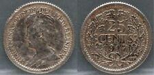 Nederland - The Netherlands - kwartje 1917 / 25 cent 1917