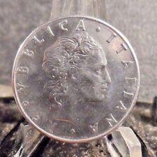 CIRCULATED 1978 50 LIRA ITALIAN  COIN (011217)#4