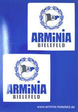 Arminia bielefeld Pegatina Sticker 2 logotipos liga fútbol #140